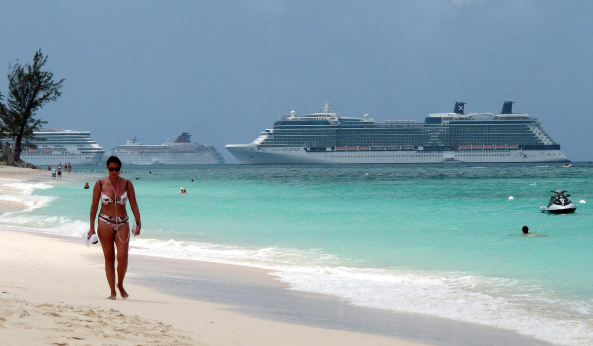 Cayman Islands tops ranking of money hideouts