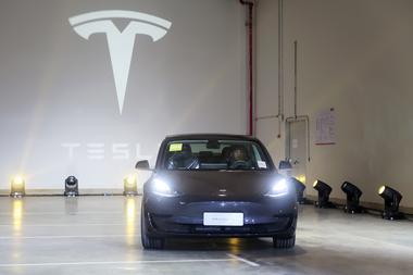 テスラと中国CATL、コバルトを含まないEV用電池で協議