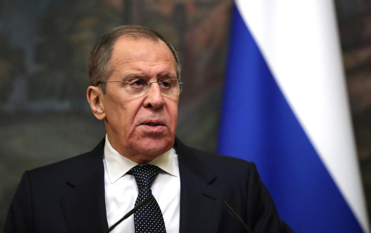 Russia and Turkey failed to reach agreement at Syria talks: Lavrov