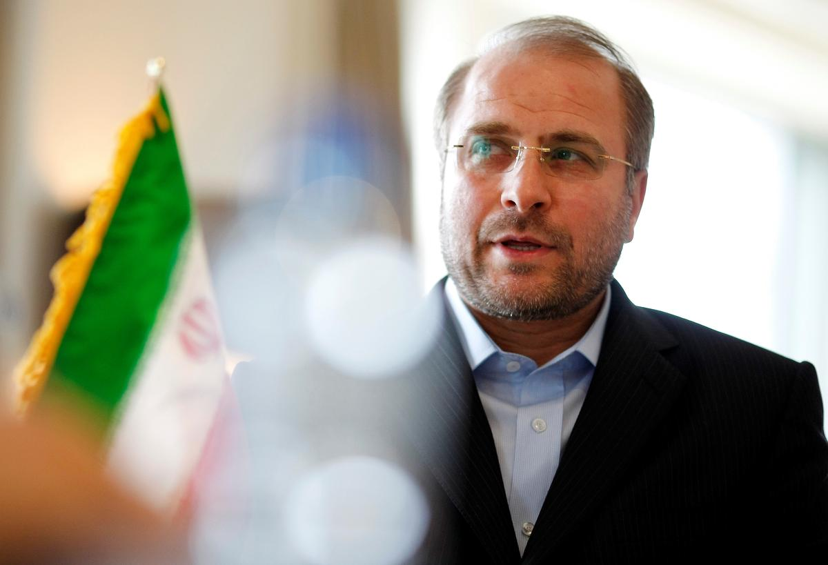 Iranian 'action man' sets sights on parliament