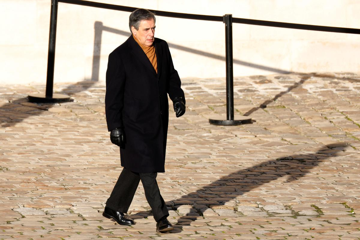 French parliament claims damages from ex-PM Fillon in fake jobs trial