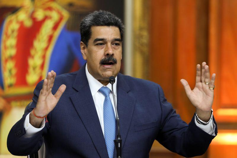 Venezuela's Maduro taps sanctioned VP to 'restructure' oil industry