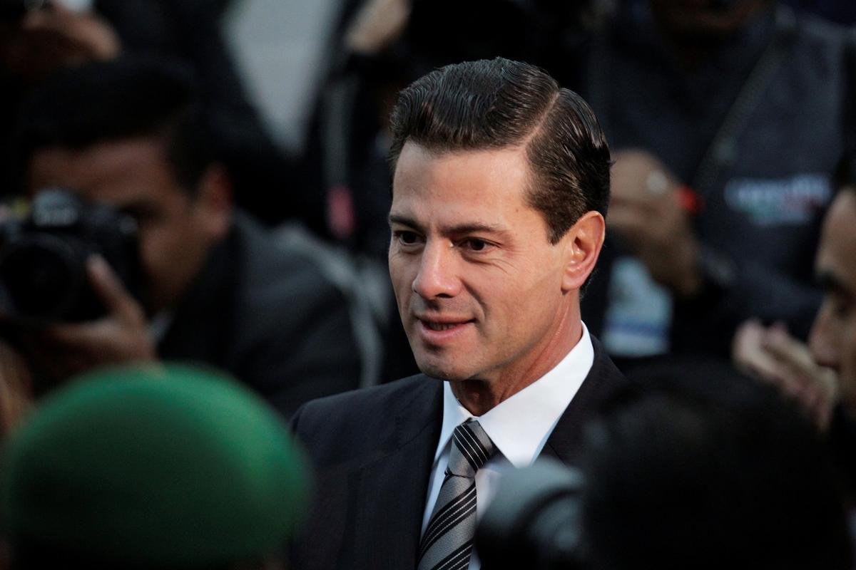 Former Mexico President Pena Nieto investigated in Mexico corruption probe: report
