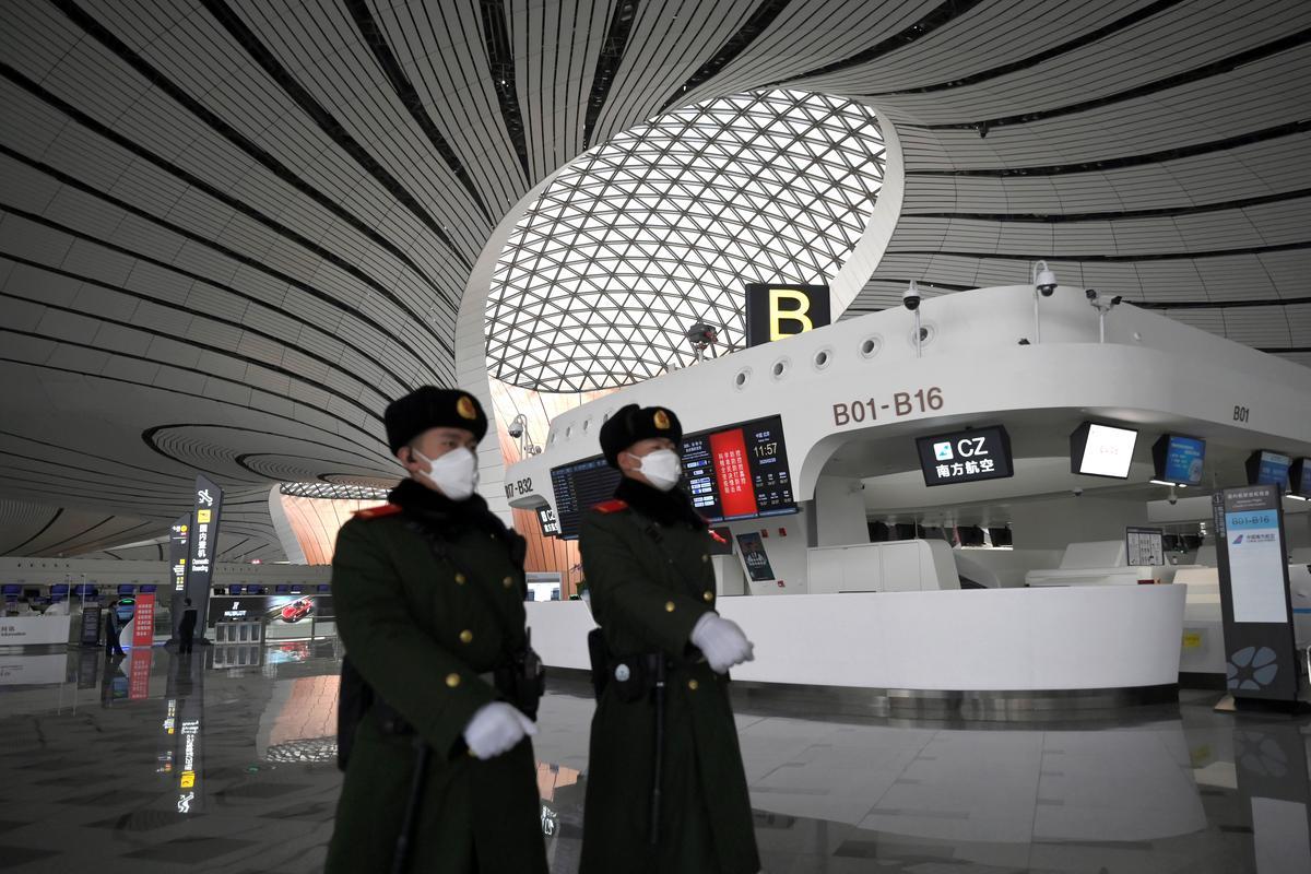 South Korea city deserted after coronavirus 'super-spreads' through church