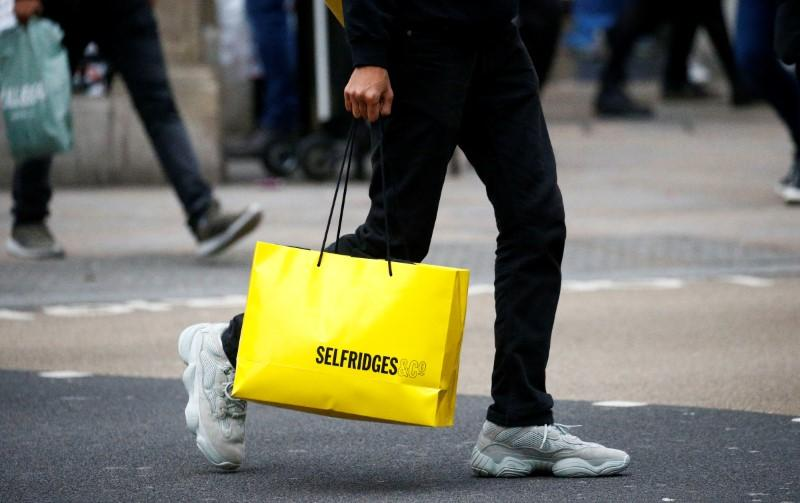 British shoppers and factories enjoy post-election bounce