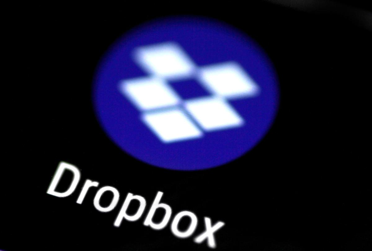 Dropbox shares rise after upbeat results, share buyback plan