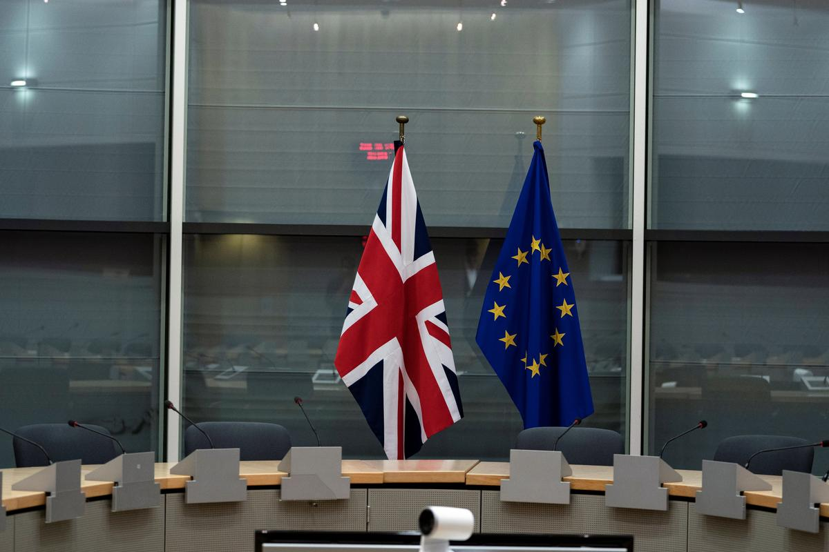 No extension to EU-UK transition seen, goods trade deal likely