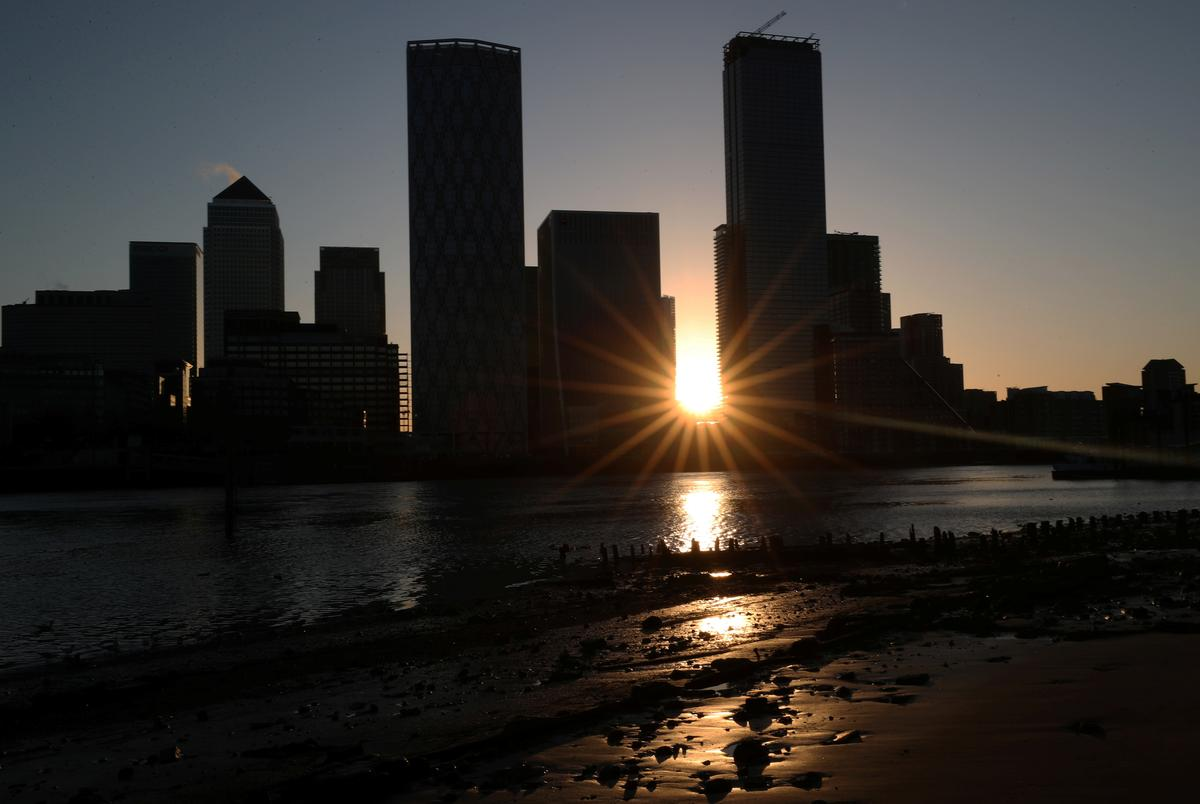 UK posts smaller than expected January surplus as new finance minister readies budget