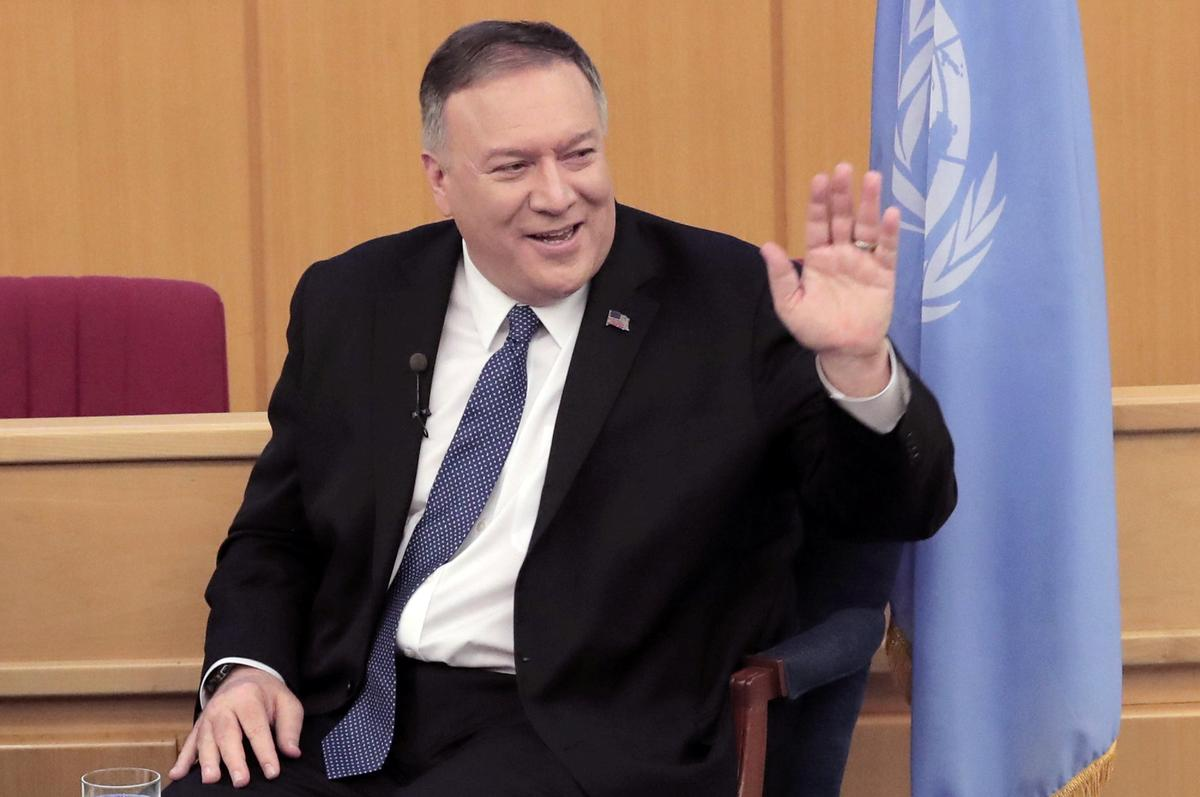 U.S.-Taliban agreement expected to be signed on February 29: Pompeo