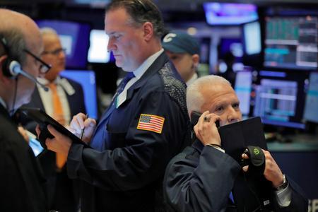Wall Street set to fall again as coronavirus spreads beyond China
