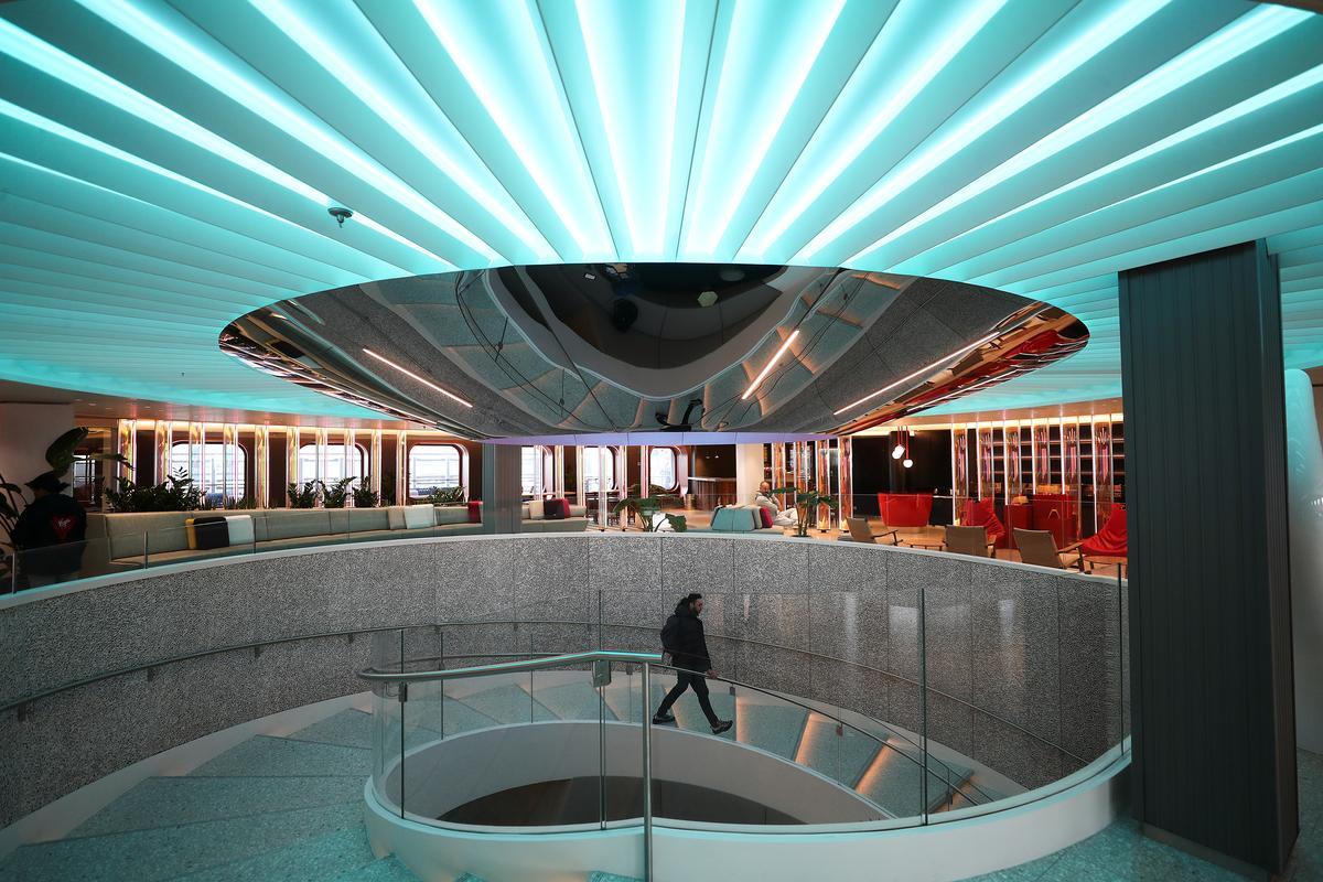 Branson says new Virgin cruise line will overcome coronavirus fears
