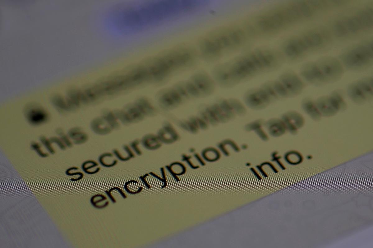 Encryption on Facebook, Google, others threatened by planned new bill
