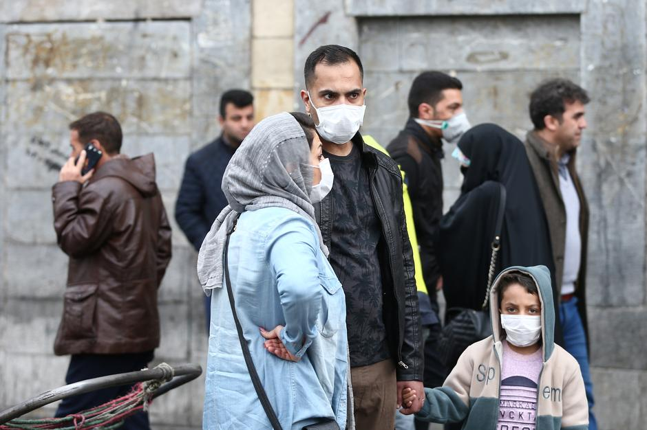 Fear is Tangible as Iran Struggles to Contain Coronavirus Plague