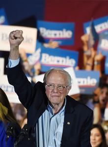 Bernie Sanders heads to big win in Nevada caucuses