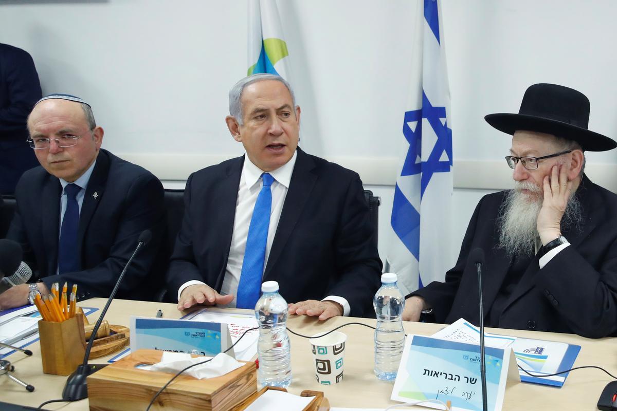 Israel may quarantine 200 South Korean visitors in army base: report