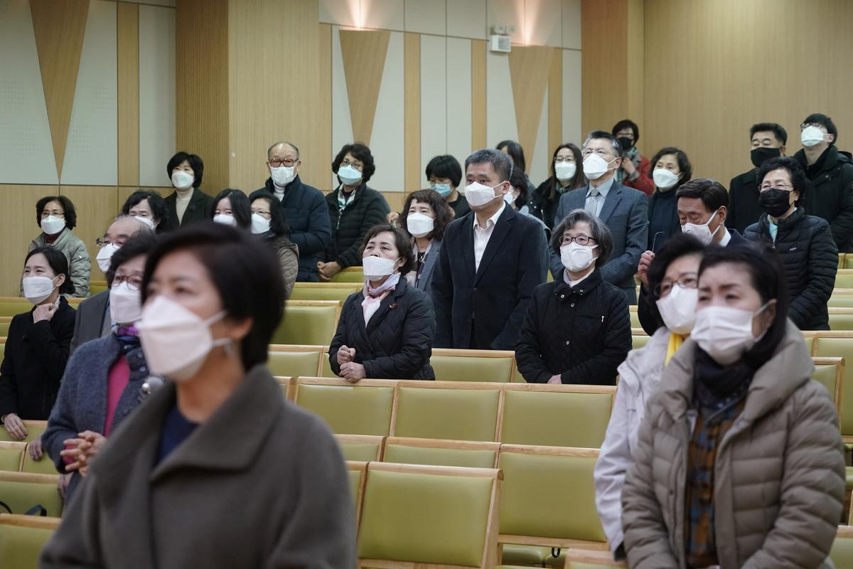 South Korea on highest alert against coronavirus as virus cases soar