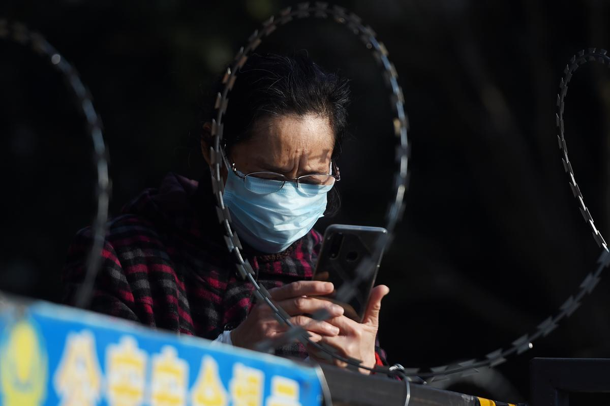 China's virus epicenter Wuhan city allows people to exit for crucial operations