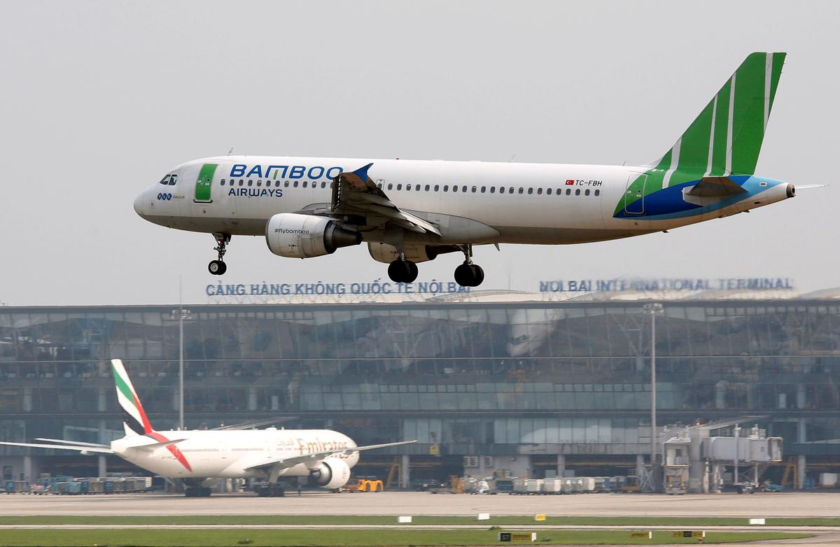 Vietnam's Bamboo Airways to suspend all flights to South Korea over coronavirus concerns