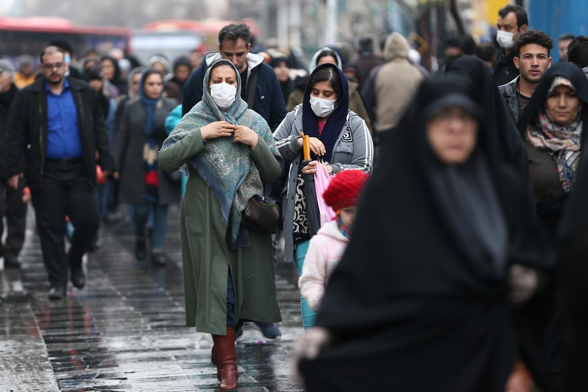 Twelve dead and up to 61 infected with coronavirus in Iran - deputy health minister