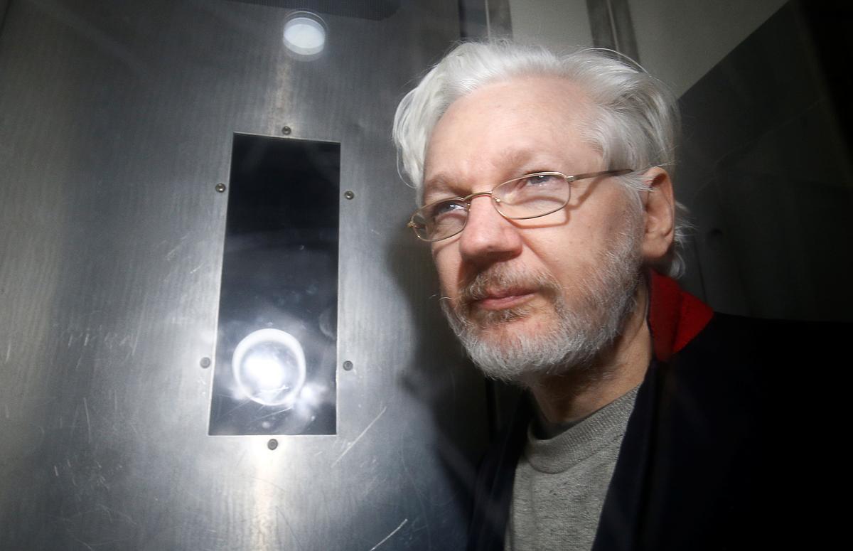 Factbox: Who is WikiLeaks' founder Julian Assange?
