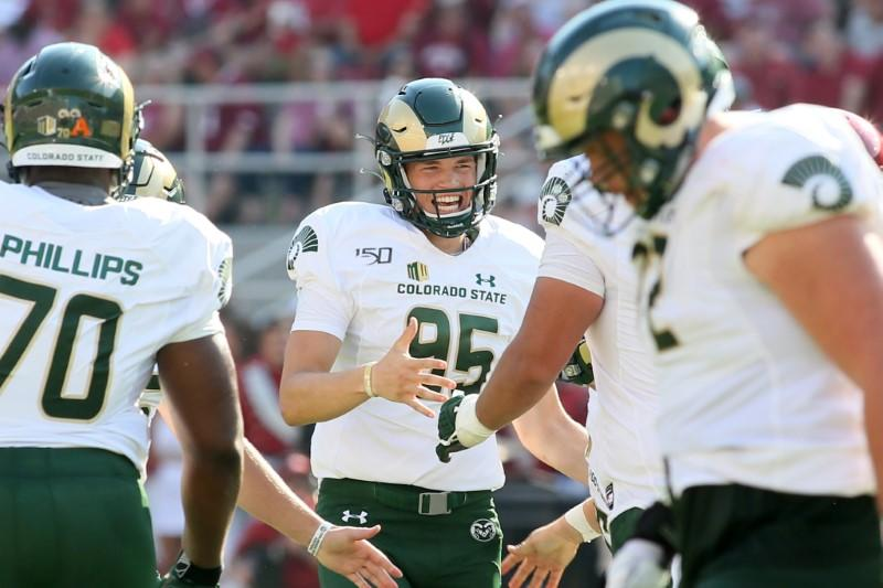 Colorado State K Camper arrested for suspicion of DUI