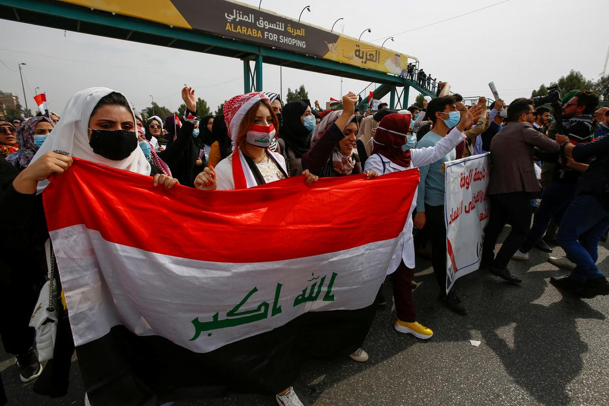 Iraq reports first coronavirus case in Iranian student