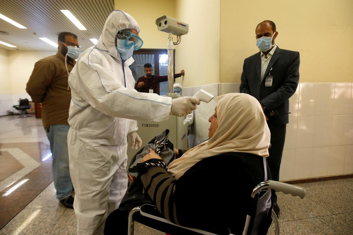 Kuwait suspends flights to and from Iraq over coronavirus fears: KUNA