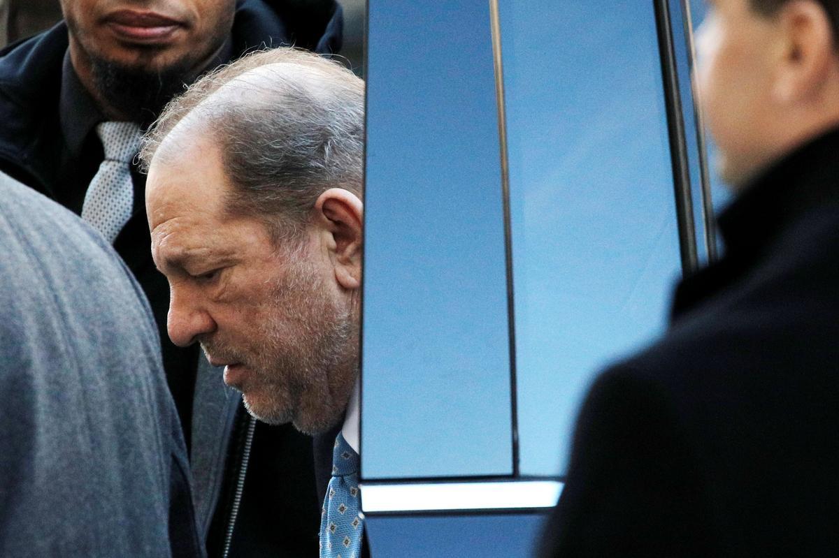 After a Four Seasons breakfast, Harvey Weinstein sent to dank New York jail