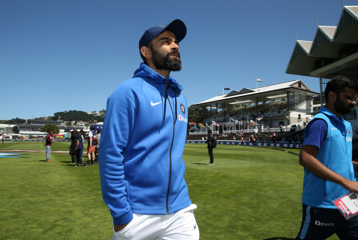 Confidence got India to top, will keep playing that way - Kohli