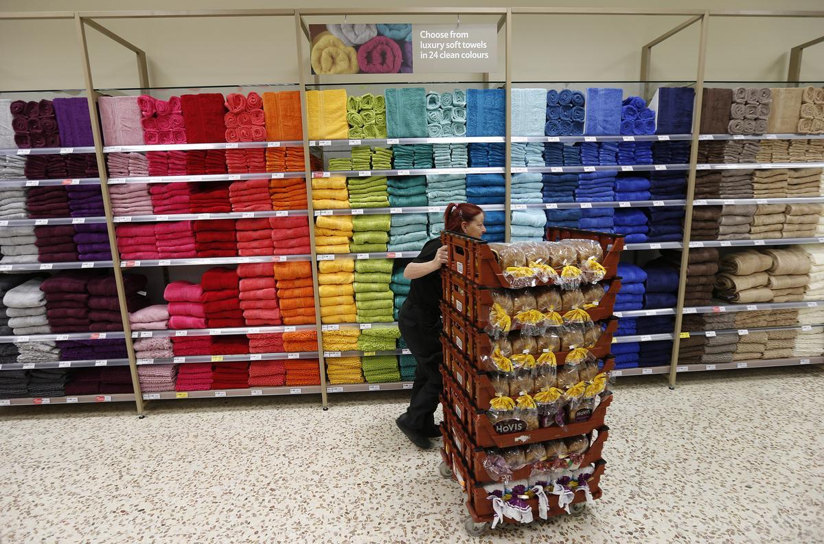 Tesco UK's bakeries shake-up threatens 1,816 jobs
