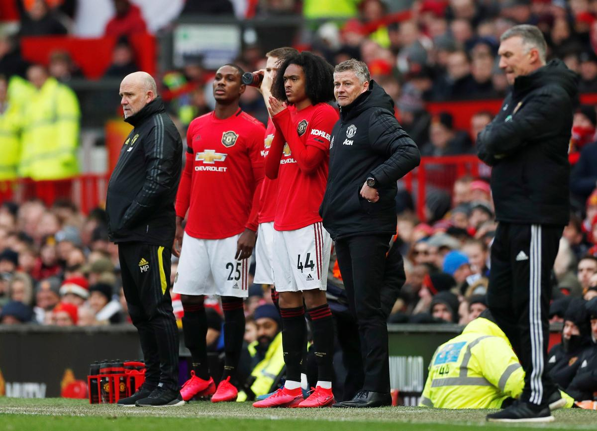 Man United 'rebuild' as Champions League absence proves costly