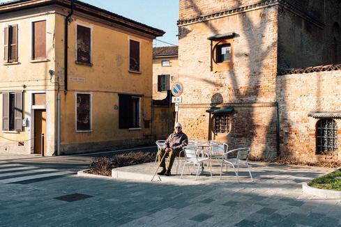 Inside Italy's coronavirus red zone