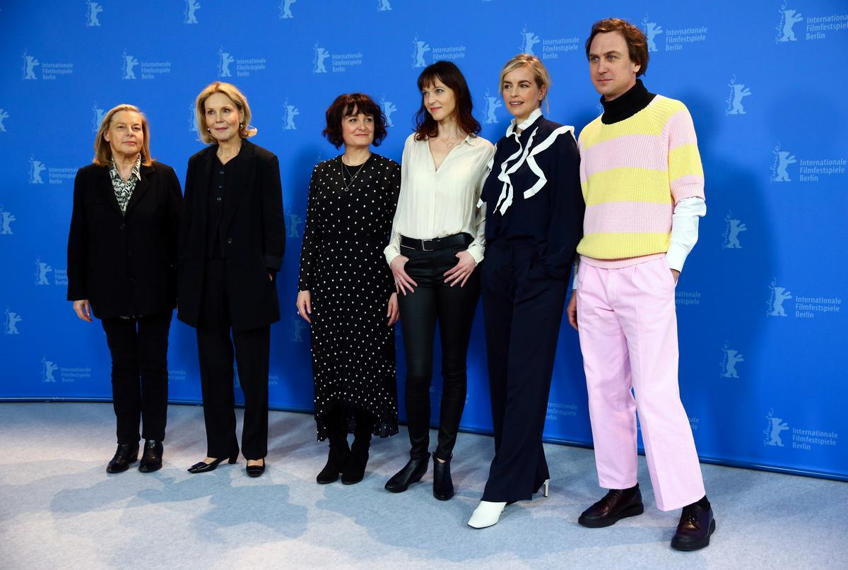 Berlinale film shows sister exploring the limits of grief