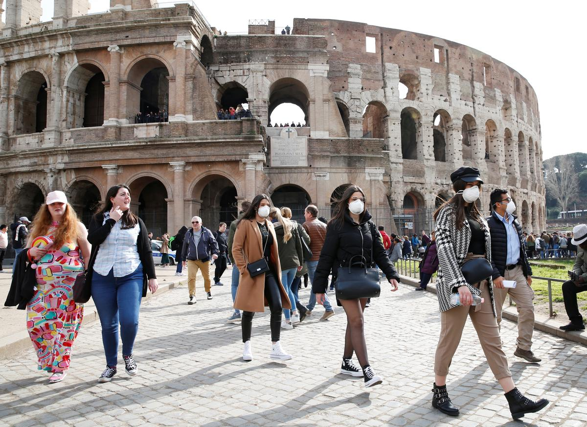 EU calls for coordinated European response to coronavirus