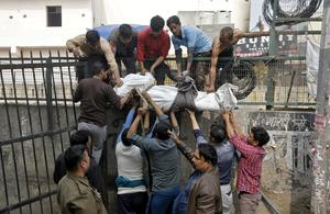Deadly riots over India's citizenship law