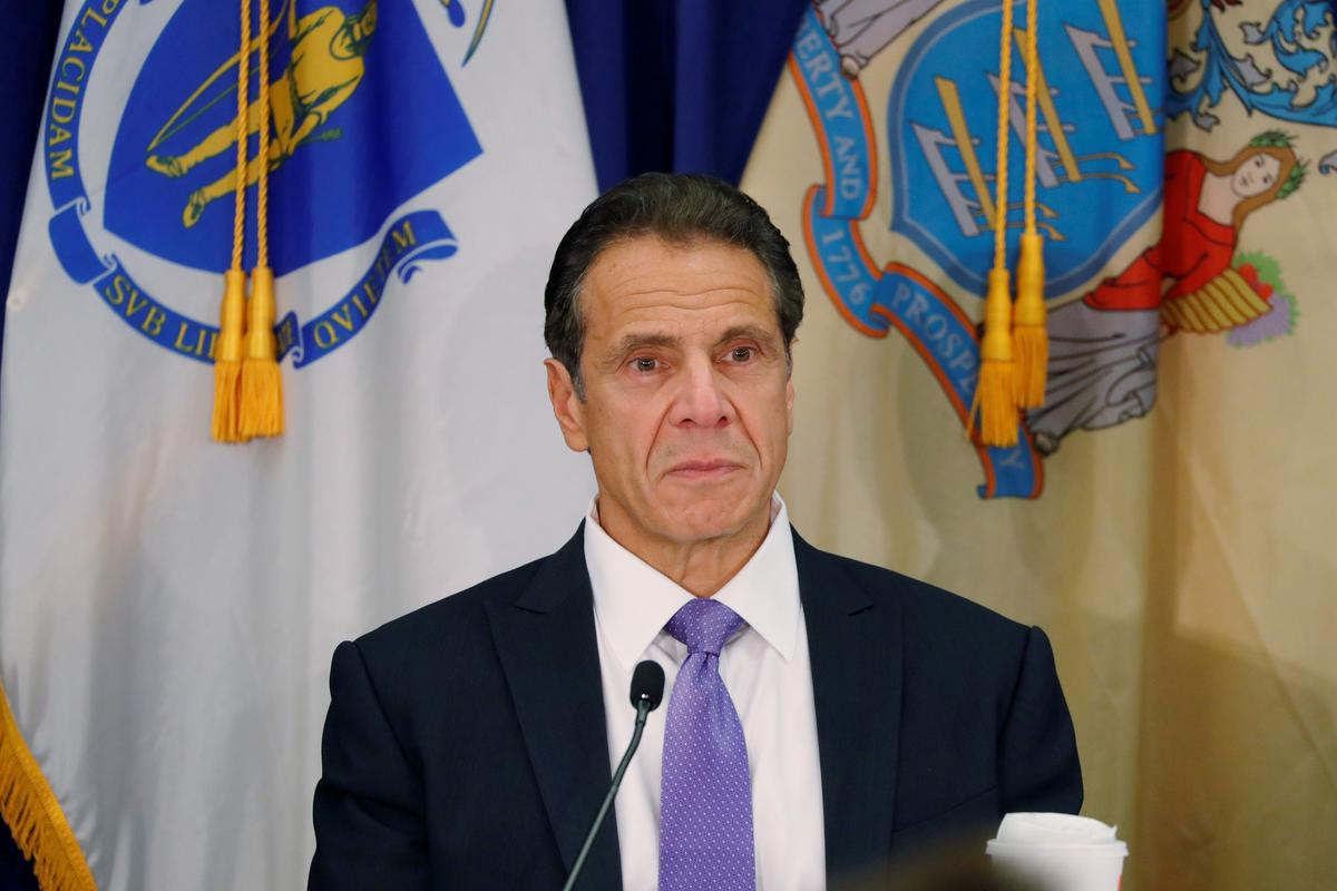 New York monitoring dozens for possible coronavirus exposure, governor says none confirmed