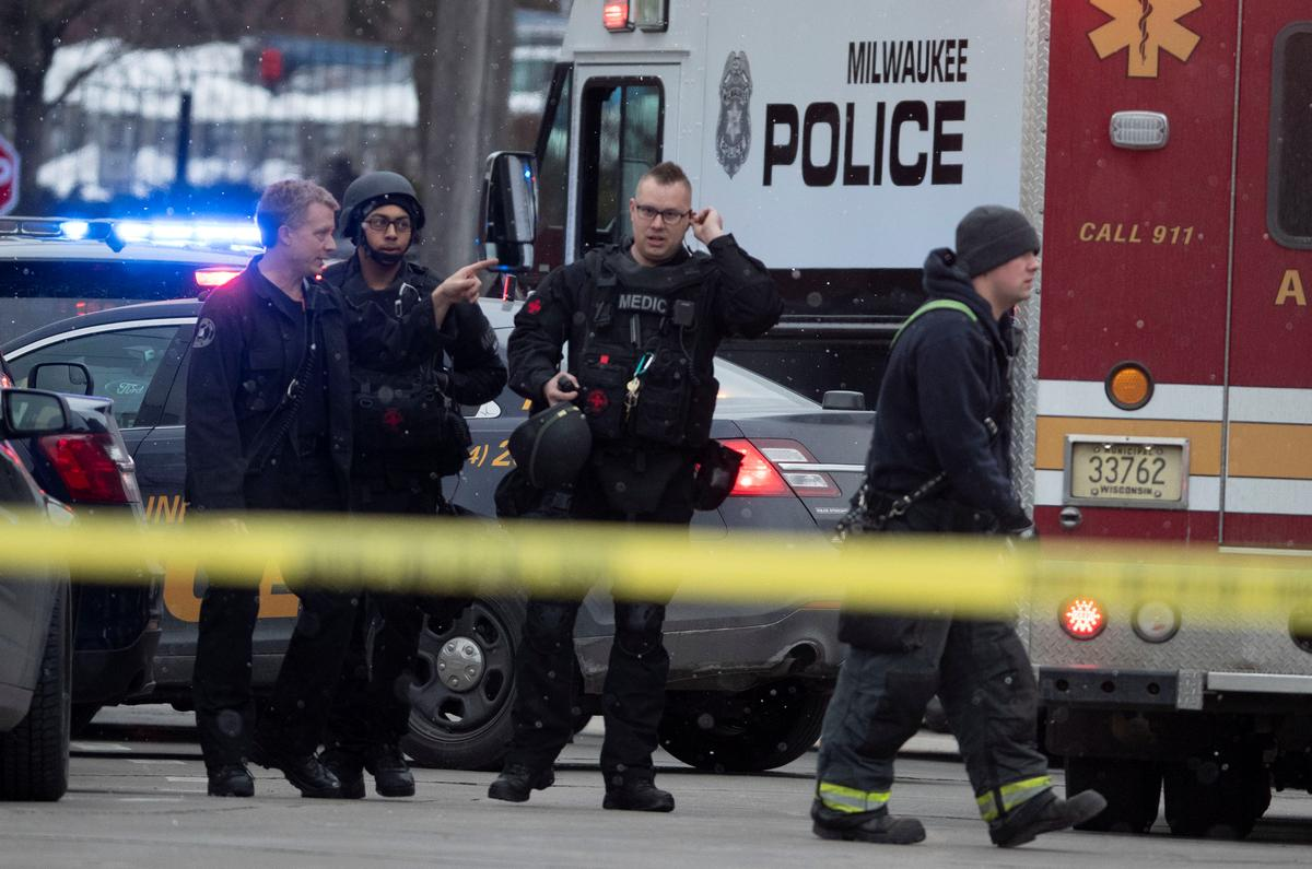 Deadly mass shooting reported at Molson Coors facility in Milwaukee