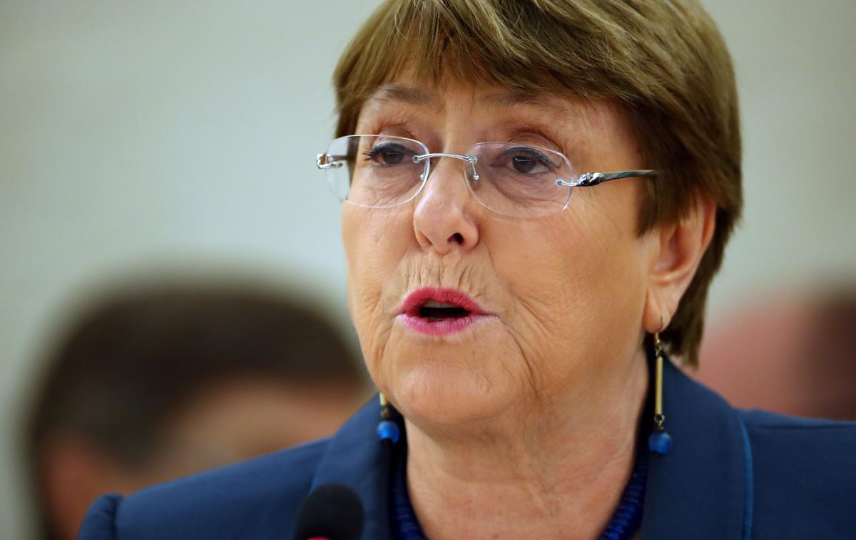 U.N. rights chief rips Trump policies on environment, migration
