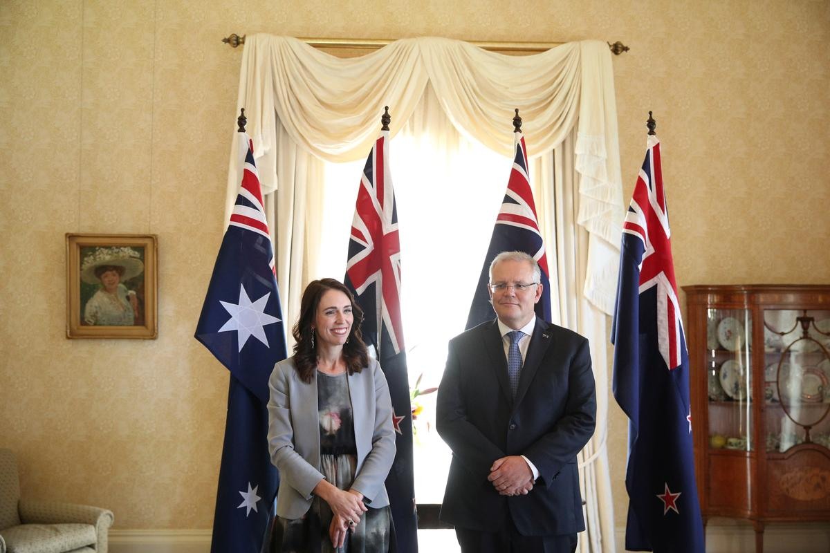 New Zealand's PM says Australia's deportation policy is 'corrosive'
