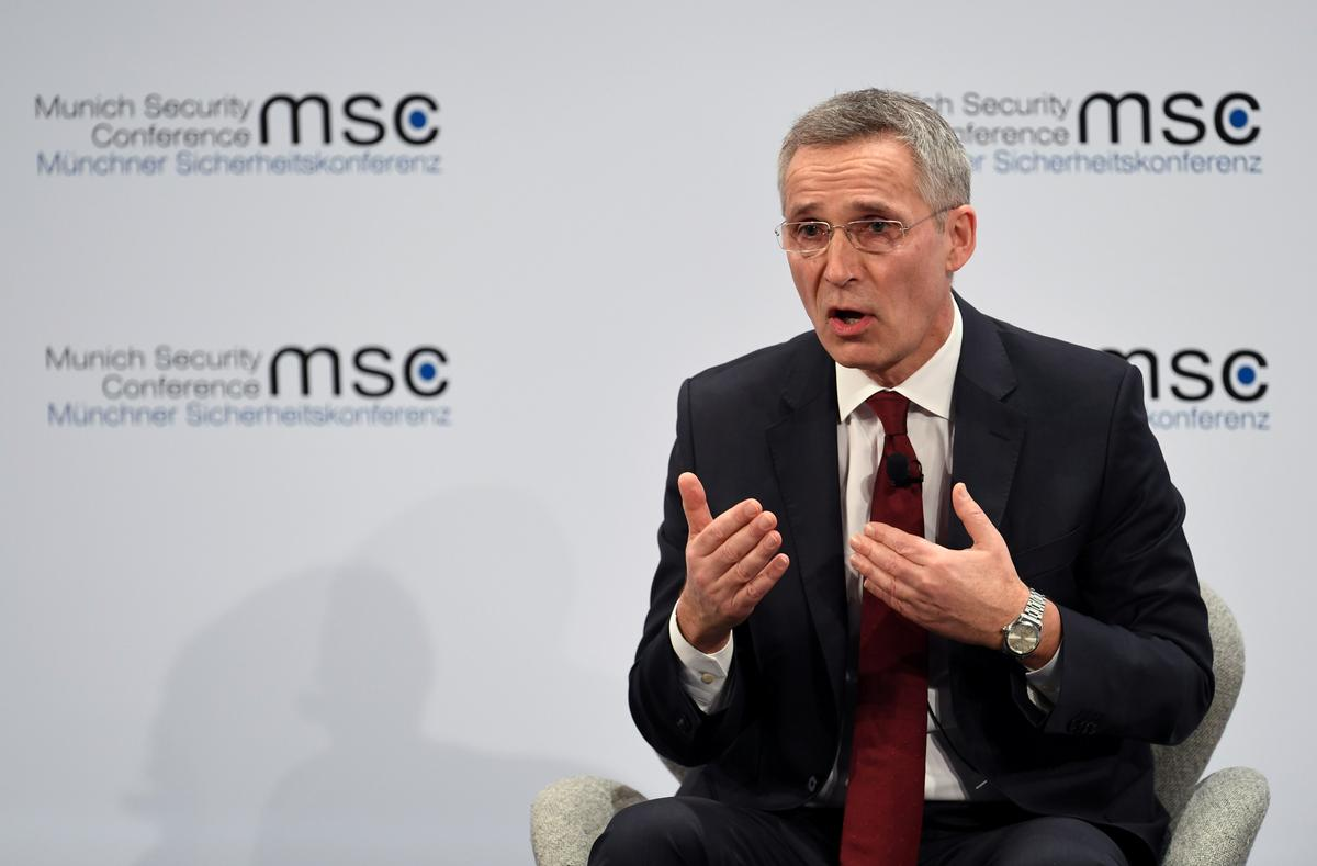 NATO says to meet under Article 4 to discuss Syria at Turkey's request