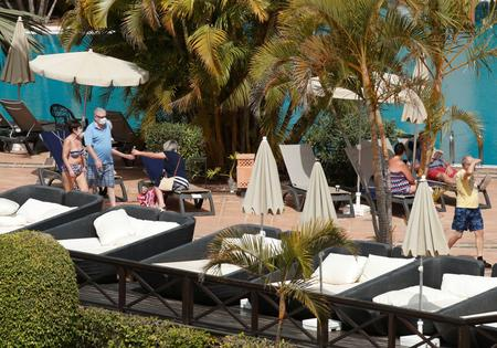 Some guests leave Canary Islands hotel in lockdown over coronavirus