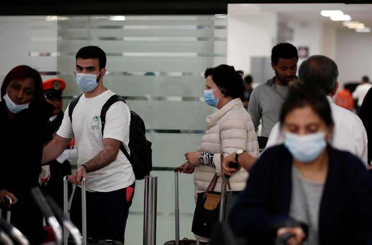 Mexico says may have first coronavirus case from man who was in Italy