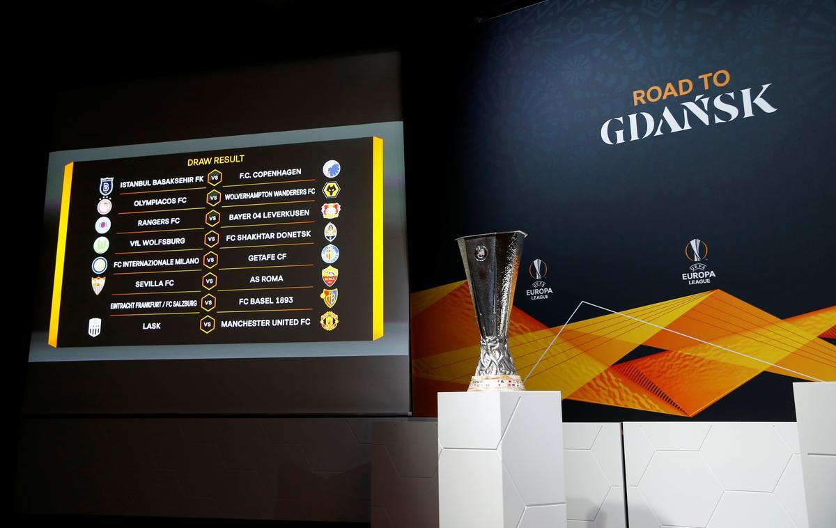 Man Utd draw LASK in Europa League, Wolves play Olympiakos