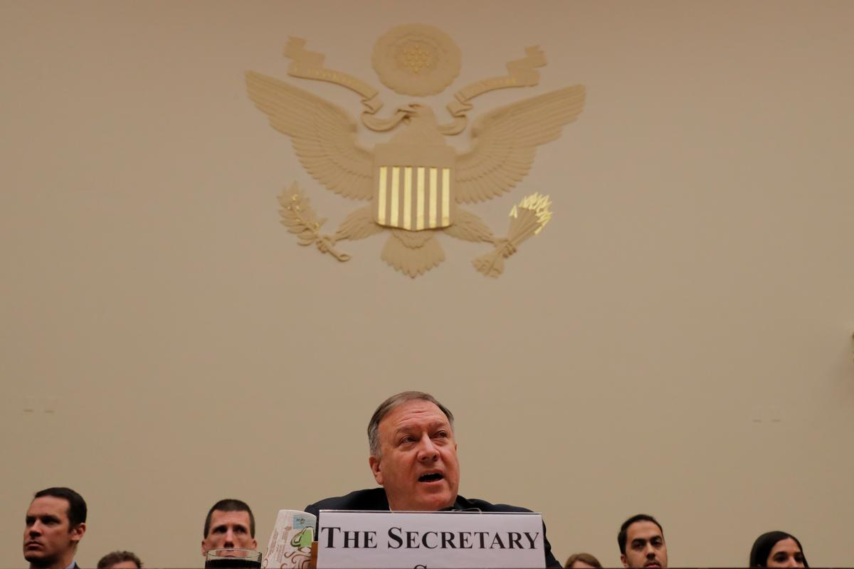 Pompeo: 'significant reduction' in Afghanistan violence