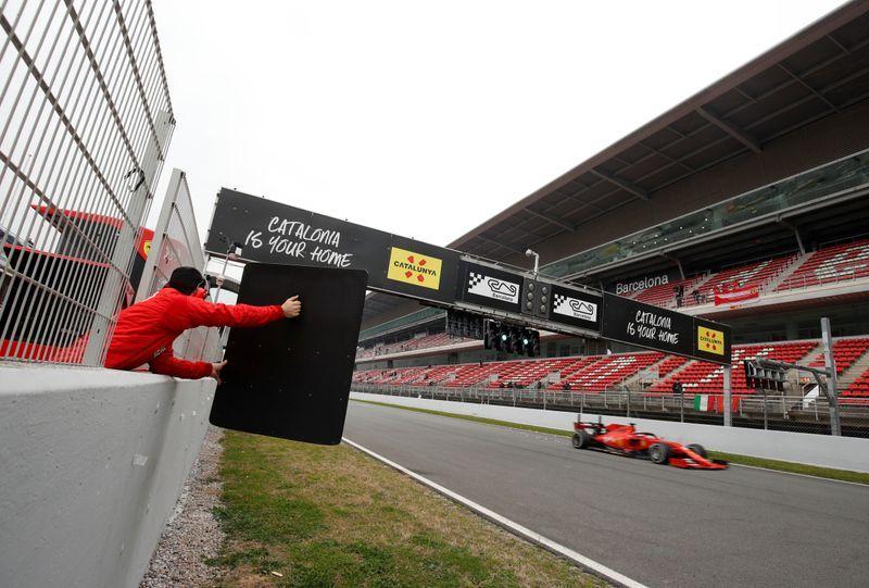 FIA make private settlement with Ferrari over F1 engine