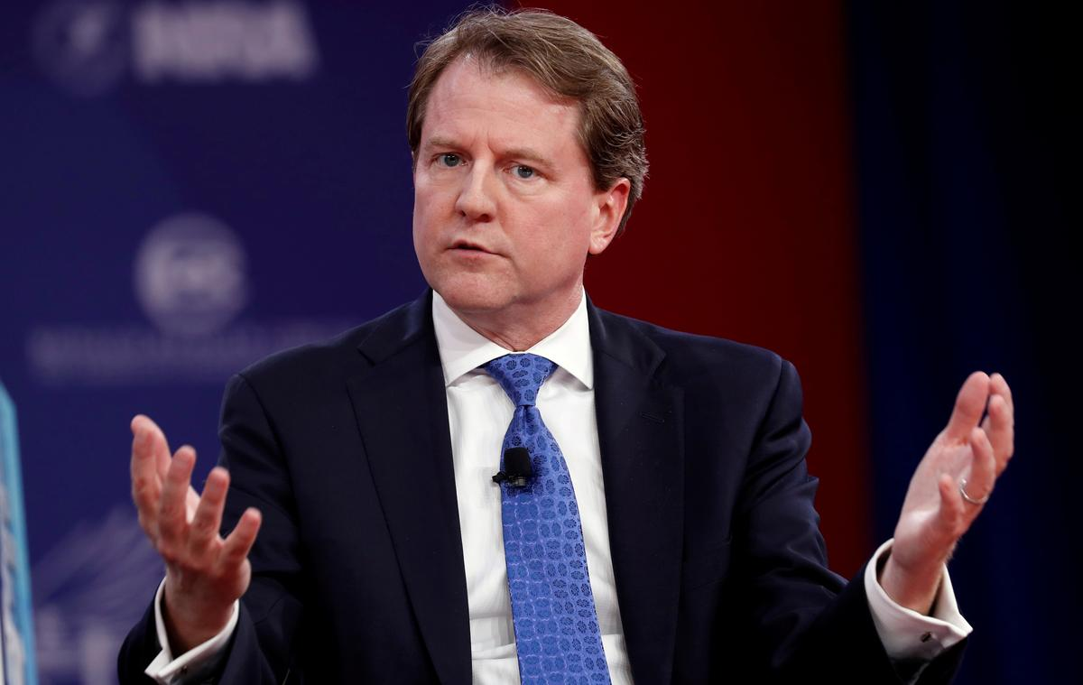 Trump wins bid to block McGahn testimony sought by House Democrats