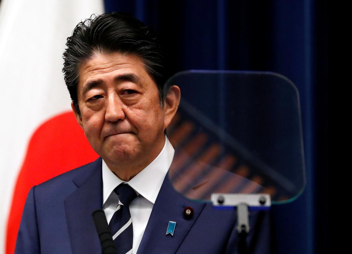PM Abe vows Japan's utmost efforts to coronavirus; Xi visit, Olympics on track