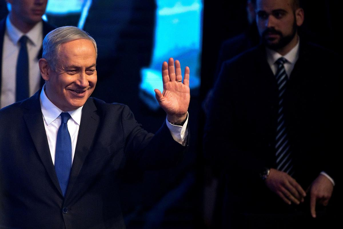 Netanyahu ahead in Israeli election, but still seeking governing majority