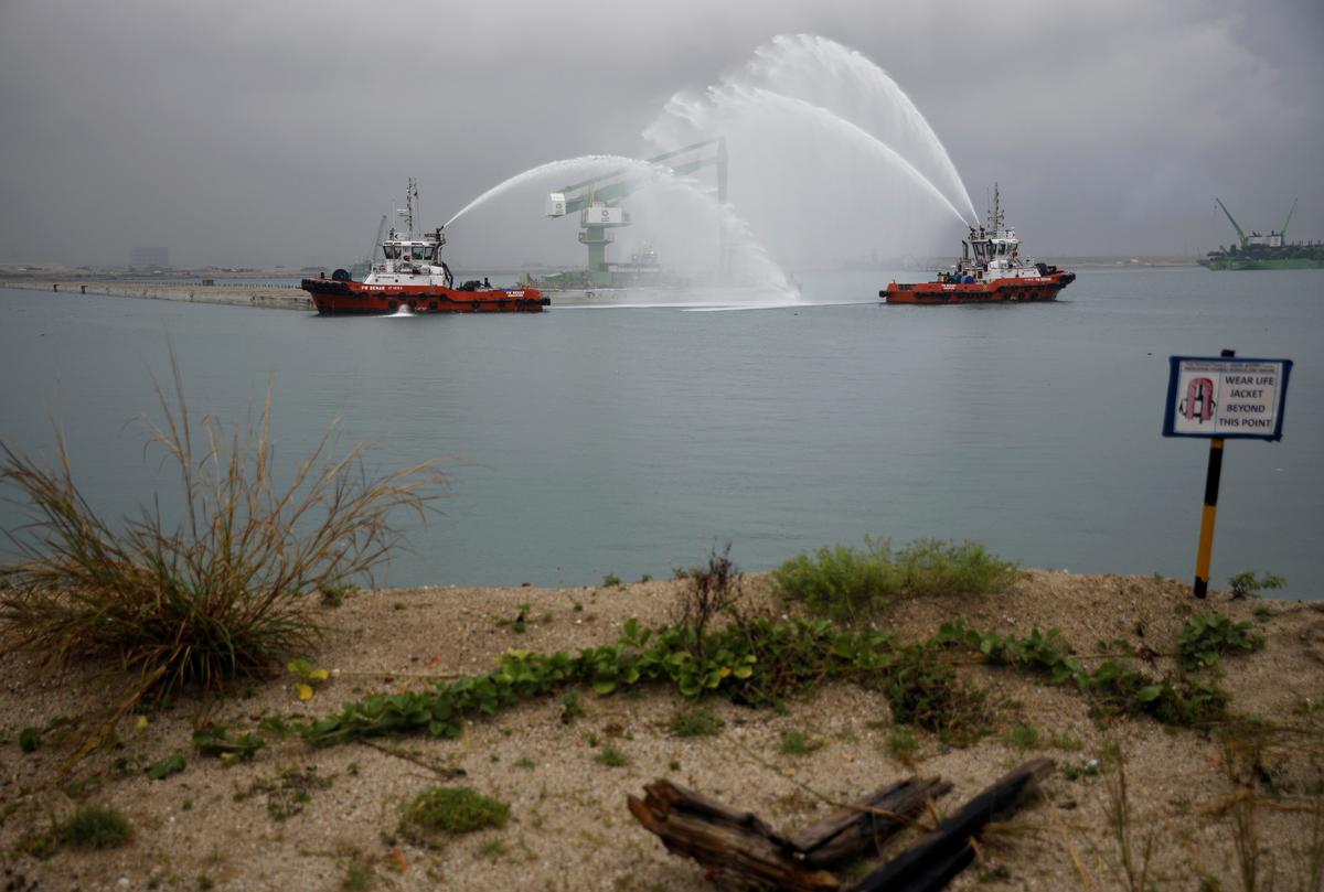 Singapore's Tuas port among key projects facing coronavirus delays