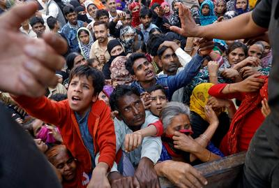 Life in a relief camp after Delhi violence